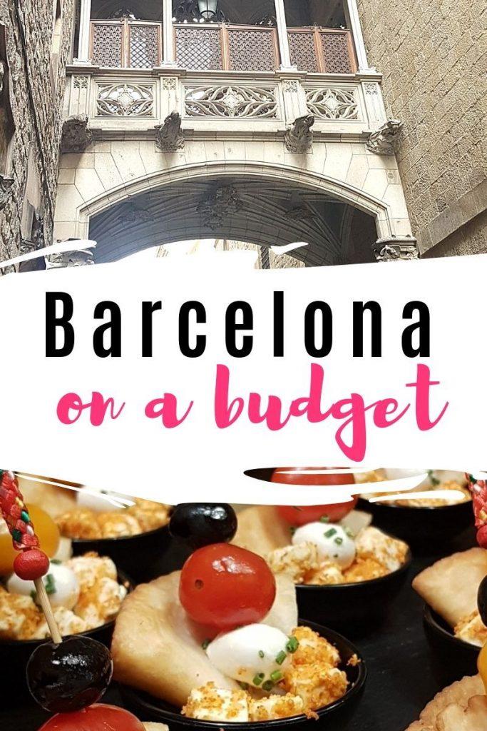 Barcelona on a budget